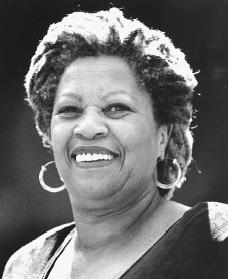 Toni Morrison. Reproduced by permission of Mr. Chris Felver.