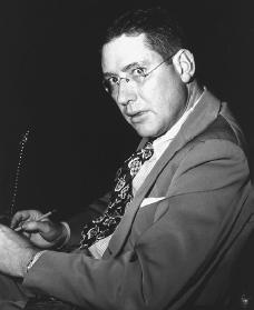 Ogden Nash. Reproduced by permission of AP/Wide World Photos.