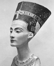 Nefertiti. Reproduced by permission of Archive Photos, Inc.
