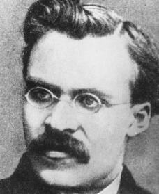 Friedrich Nietzsche. Reproduced by permission of Archive Photos, Inc.