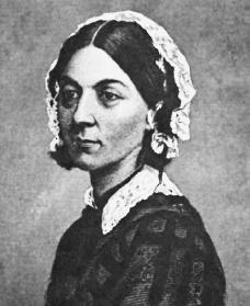 Florence Nightingale.