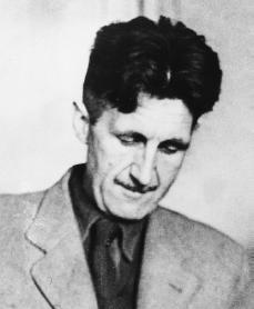 George Orwell. Reproduced by permission of Archive Photos, Inc.