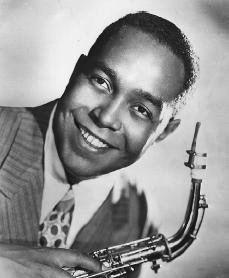 Charlie Parker. Reproduced by permission of the Corbis Corporation.