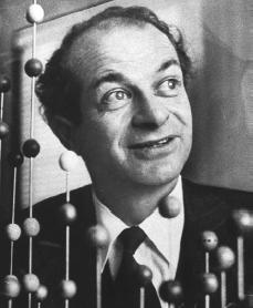Linus Pauling. Courtesy of the Library of Congress.