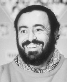 Luciano Pavarotti. Reproduced by permission of AP/Wide World Photos.