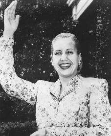 Eva Perón. Courtesy of the Library of Congress.