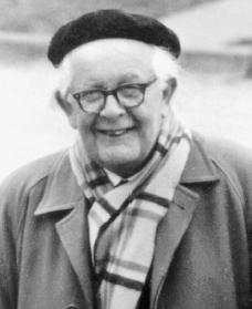 Jean Piaget. Courtesy of the Archives of the History of America.