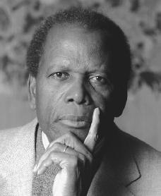 Sidney Poitier. Reproduced by permission of AP/Wide World Photos.