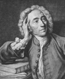 Alexander Pope. Courtesy of the Library of Congress.