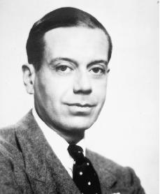 Cole Porter. Reproduced by permission of Archive Photos, Inc.