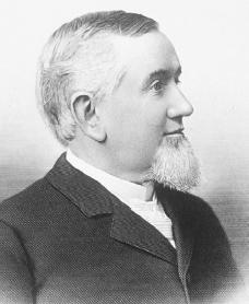 George Pullman. Courtesy of the Library of Congress.