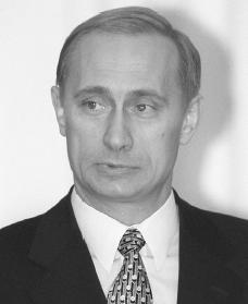 vladimir putin biography life parents history wife school  vladimir putin reproduced by permission of ap wide world photos