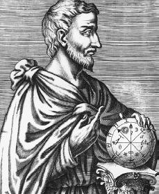Pythagoras. Reproduced by permission of the Corbis Corporation.