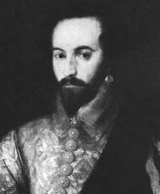 Walter Raleigh.