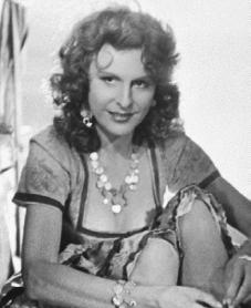 Leni Riefenstahl. Reproduced by permission of the Kobal Collection.