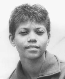 Wilma Rudolph. Courtesy of the Library of Congress.