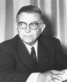 Does any one know about sartre?