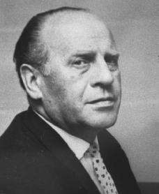 Oskar Schindler. Courtesy of the Library of Congress.