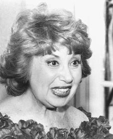 Beverly Sills. Reproduced by permission of AP/Wide World Photos.