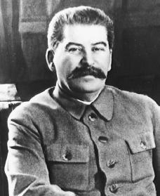 Joseph Stalin. Reproduced by permission of AP/Wide World Photos.