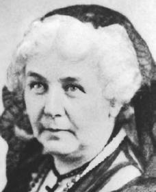 Elizabeth Cady Stanton. Reproduced by permission of AP/Wide World Photos.