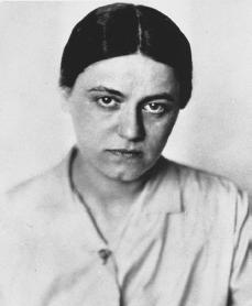 Edith Stein. Reproduced by permission of the Corbis Corporation.