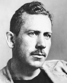 john steinbeck a common mans man essay John steinbeck: a common man's man i never wrote two books alike, once said john steinbeck (shaw, 10) that may be true, but i think that he wrote many of his.