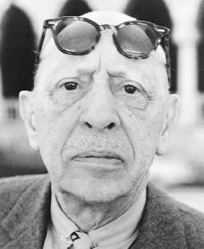 Igor Stravinsky. Reproduced by permission of Archive Photos, Inc.