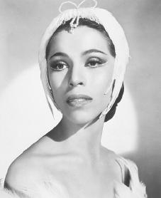 Maria Tallchief. Reproduced by permission of Archive Photos, Inc.