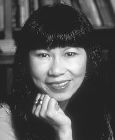Amy Tan. Reproduced by permission of Archive Photos, Inc.