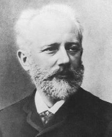 Peter Ilyich Tchaikovsky. Courtesy of the Library of Congress.