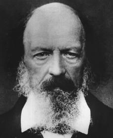 Alfred, Lord Tennyson. Reproduced by permission of AP/Wide World Photos.