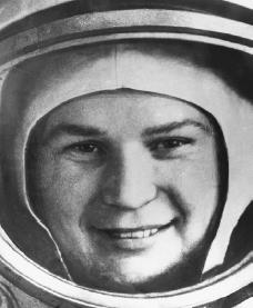 Valentina Tereshkova. Reproduced by permission of the Corbis Corporation.