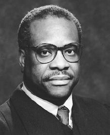 Clarence Thomas. Courtesy of the Supreme Court of the United States.