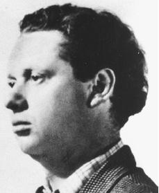 Dylan Thomas. Reproduced by permission of AP/Wide World Photos.