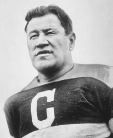 Jim Thorpe. Reproduced by permission of Archive Photos, Inc.