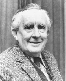 J. R. R. Tolkien. Reproduced by permission of AP/Wide World Photos.