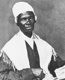 Sojourner Truth. Reproduced by permission of Archive Photos, Inc.