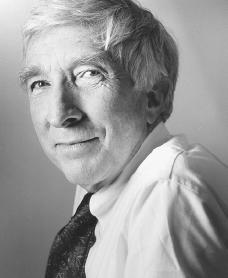 John Updike. Reproduced by permission of AP/Wide World Photos.