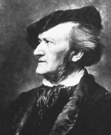 Richard Wagner. Courtesy of the Library of Congress.