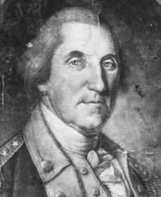 George Washington. Courtesy of the Library of Congress.
