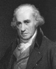 James Watt. Courtesy of the Library of Congress.