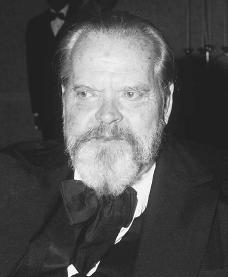 Orson Welles. Reproduced by permission of AP/Wide World Photos.