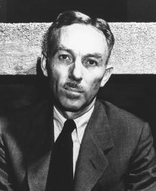 E. B. White. Reproduced by permission of the Corbis Corporation.