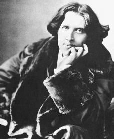 Oscar Wilde. Courtesy of the Library of Congress.