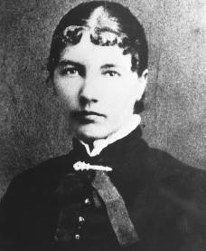Laura Ingalls Wilder. Reproduced by permission of the Corbis Croporation.