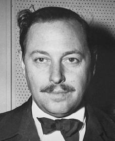 Tennessee Williams. Courtesy of the Library of Congress.