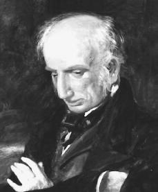 William Wordsworth. Reproduced by permission of the Granger Collection.