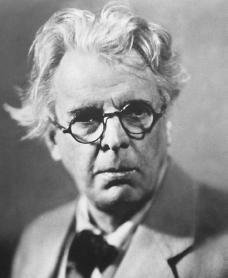 William Butler Yeats. Reproduced by permission of the Corbis Corporation.