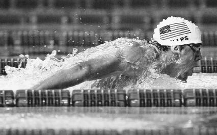 Mr. Phelps: the ultimate butterflier